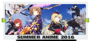Anime Folder Icon – Summer 2016